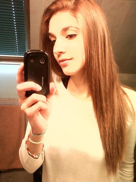 Cheveux longs les soins - Blond venitien fonce ...