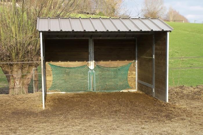 Abri paddock petite surface on s oriente sur un pp - Abri chevaux pas cher ...