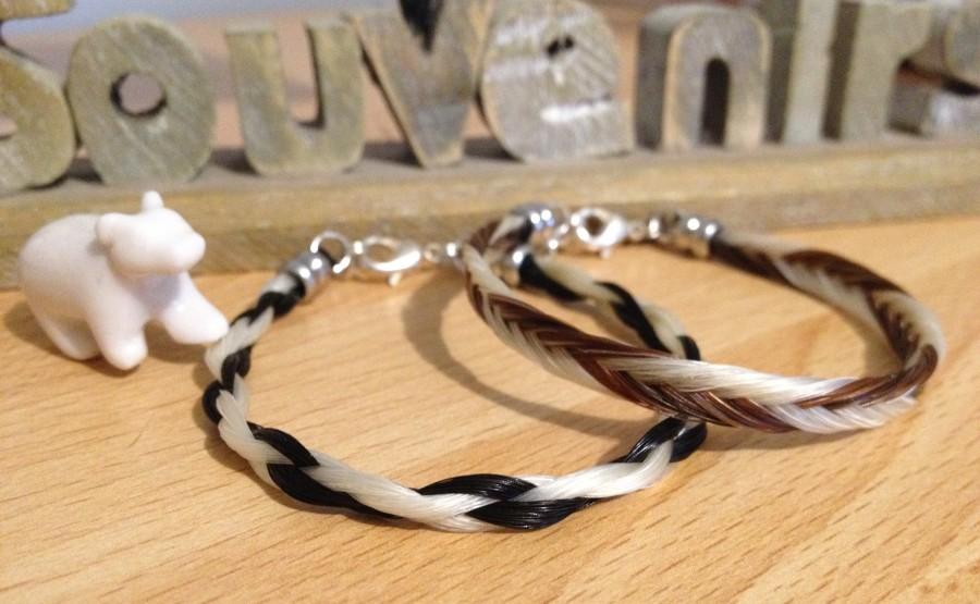 bracelet en crins 7euros envoi inclus Magaly56-435249516ea420ab3014a70d76aead11