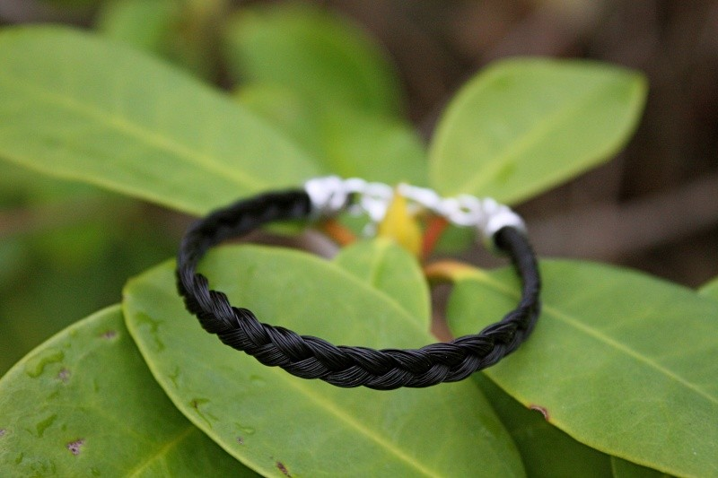 bracelet en crins 7euros envoi inclus Magaly56-fe1a85cf5991427f0316de3dd342cf82