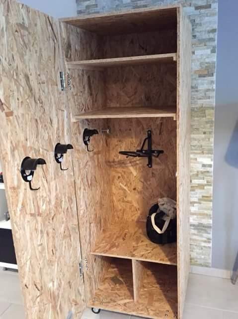 Comment fabriquer une armoire - Comment deplacer une armoire lourde facilement ...