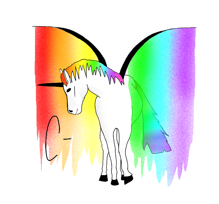 Rainbow Pony - C- Base de Lokki